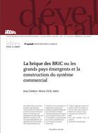 La brique des BRIC ou les grands pays émergents et la construction du système commercial
