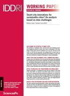 Les innovations de la ville intelligente au secours de la ville durable ? Décryptage à partir des enjeux de données