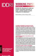 Évolution des mécanismes de soutien aux énergies renouvelables électriques en France
