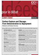 Carbon Capture and Storage: From Demonstration to Deployment