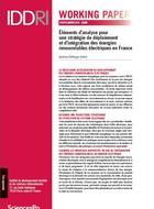 Éléments d'analyse pour une stratégie de déploiement et d'intégration des énergies renouvelables électriques en France