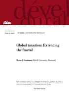 Global taxation: Extending the fractal