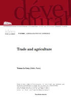 Trade and agriculture