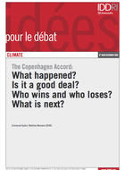 The Copenhagen Accord: What happened? Is it a good deal? Who wins and who loses? What is next?