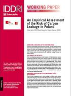 An Empirical Assessment of the Risk of Carbon Leakage in Poland