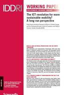 La révolution des NTIC pour une mobilité plus durable? Une perspective à long terme