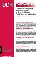 La transition énergétique au défi des usages et de la participation: l'expérience des écoquartiers