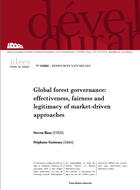 Global forest governance: effectiveness, fairness and legitimacy of market-driven approaches