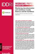 Monitoring decarbonization and resilience in Latin America and the Caribbean