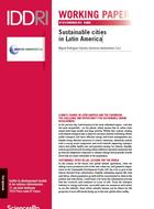 Sustainable cities in Latin America