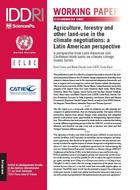 Agriculture, forestry and other land-use in the climate negotiations: a Latin American perspective
