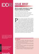 Marine spatial planning in areas beyond national jurisdiction