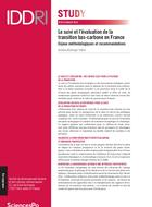 Le suivi et l'évaluation de la transition bas-carbone en France