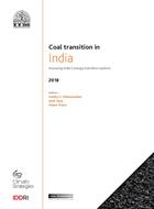 Coal transition in India