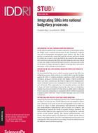 Integrating SDGs into national budgetary processes