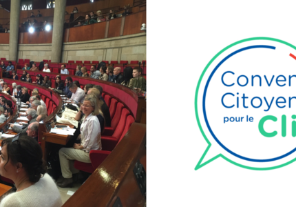 The Citizens' Convention on Climate: carrying off the tricky landing of an unidentified institutional object