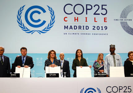 COP25 in Madrid: last wake-up call before the moment of truth for the Paris Climate Agreement