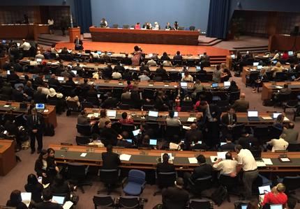 Négociations climatiques de Bangkok : l'urgence de définir les règles de mise en œuvre de l'Accord de Paris