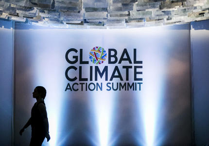 Non-state actors to the assistance of climate action