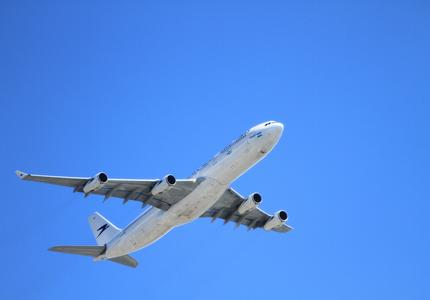 Lifestyles in transition: how to reduce air travel emissions?