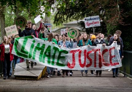 Justice climatique : nouvelles tendances, nouvelles opportunités