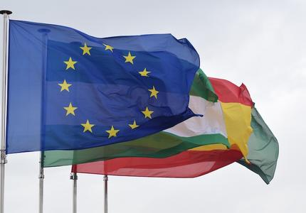 The EU gets set to increase its Paris Climate pledge.
