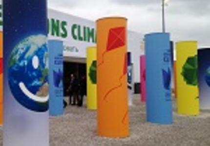 Adaptation au changement climatique : le signal encourageant du Bourget