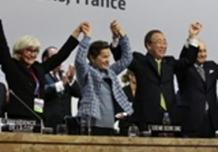The Paris Agreement: historic! What's next?