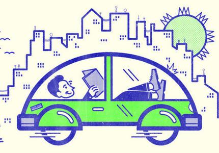 Mettons le véhicule autonome sur la voie de la mobilité durable !