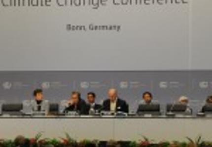 Négociations d'octobre à Bonn : tout espoir n'est pas perdu pour Paris