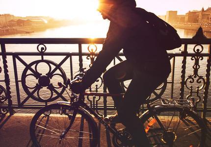 Le retour du vélo à l'heure du numérique